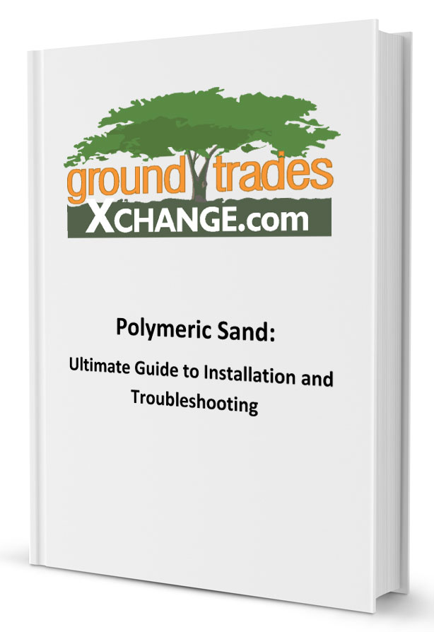 Installing and Troubleshooting Polymeric Sand