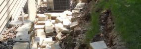 Retaining Wall Repair/Rebuild