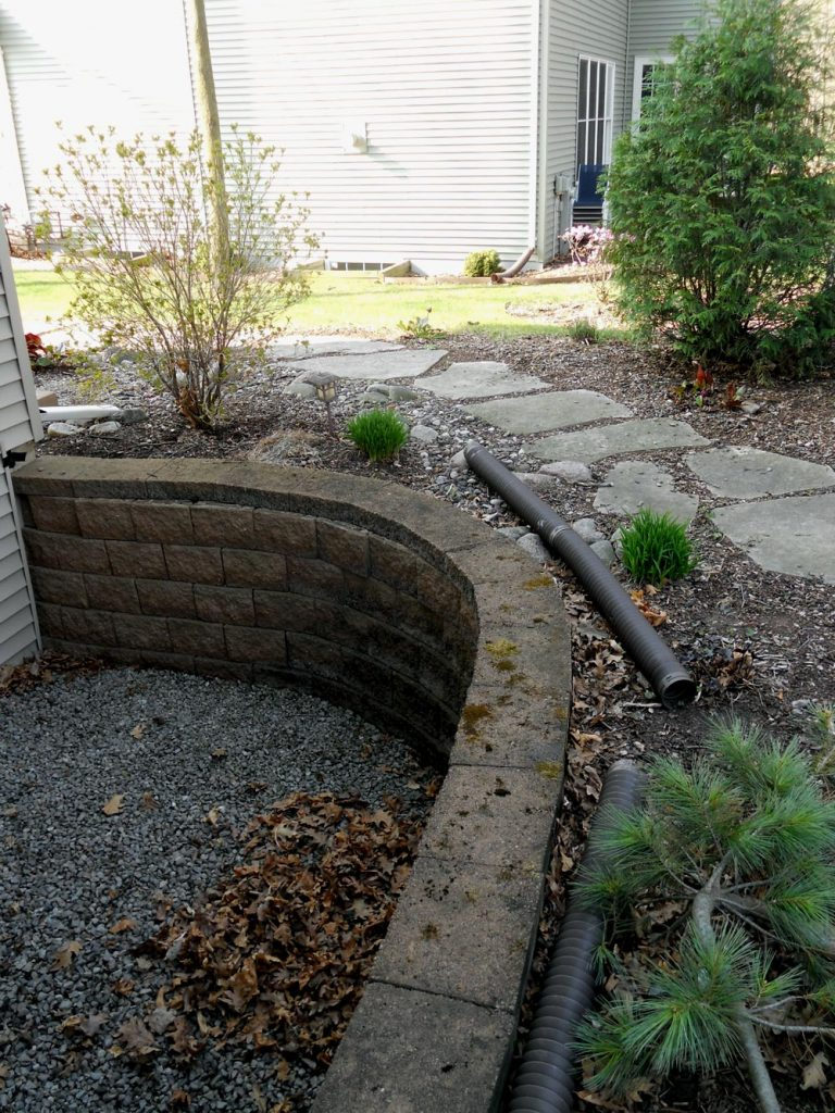 Retaining Wall Repair/Rebuild