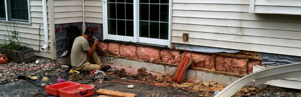 Avoiding Disaster Through Proper Design Of A Raised Paver
